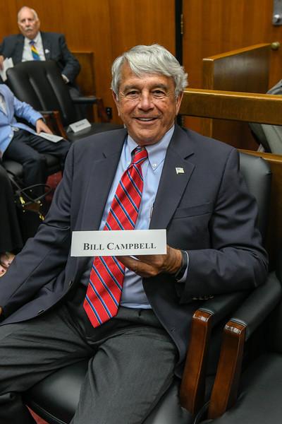 Investiture William L. Campbell, Jr. 2018