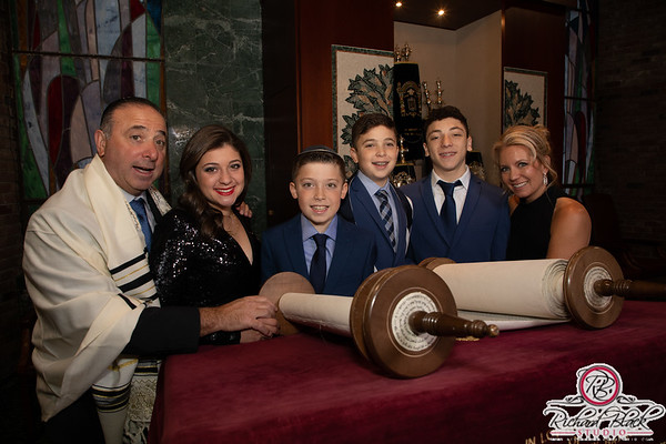Harrison's Bar Mitzvah 1-18-2020