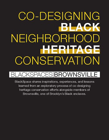 Neighborhood Heritage Conservation