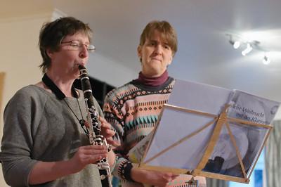 Dezember 2011: Adventssingen bei Barbara