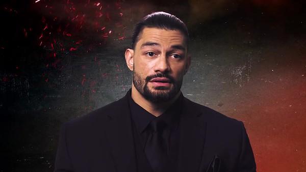 Roman Reigns - Screencaps WWE2K20 Video