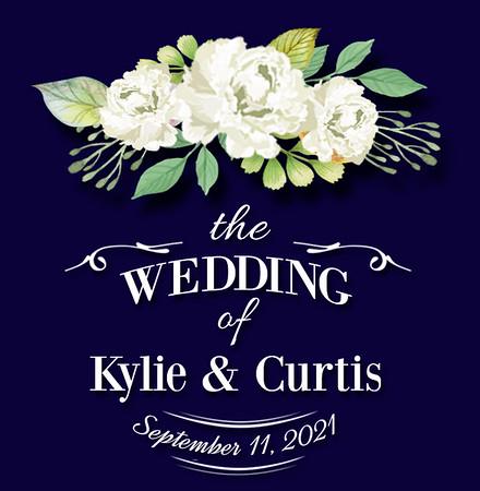 Wedding of  Kylie & Curtis Sept 11, 2021 (Prints)