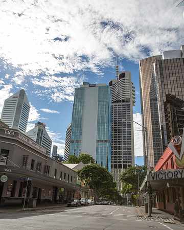 2016_06_11 Brisbane 01, Brisbane  River