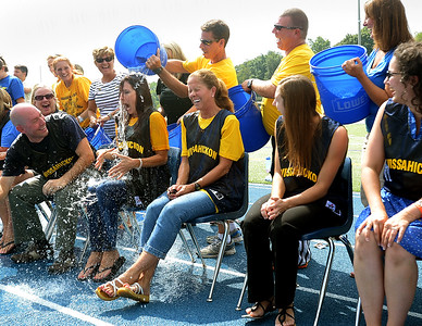PHOTOS: Wissahickon Staff takes ALS Ice Bucket Challenge