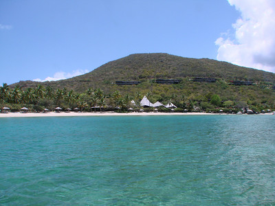 Virgin Gorda Little Dix Bay Resort