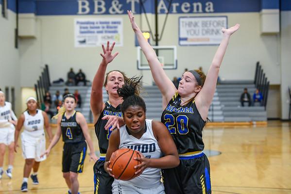 Hood v Widener - Women's Basketball 12.08.18