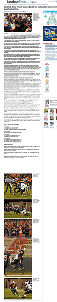 2010-12-12 -- Briar Woods storms back from early deficit to win first state football title.png
