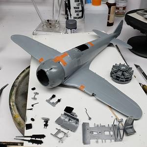 1/32 Hasegawa Ki-44 Shoki