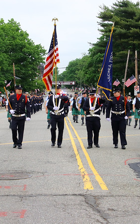Leonia memorial Day Services & Parade 5-28-18