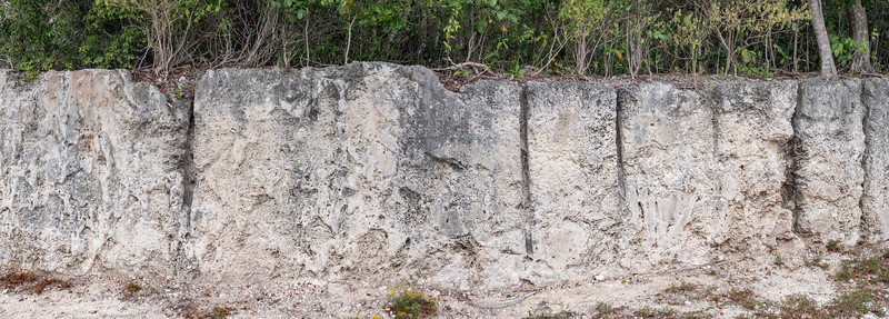 Windley State Geological Park Quarry Wall