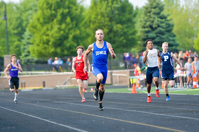 Boys' 400 Meters - 2019 MHSAA LP D2 T&F