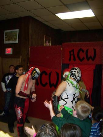 Alliance Championship Wrestling December 12, 2008