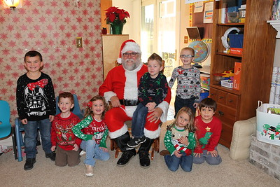 Growing Little Learners Christmas Program