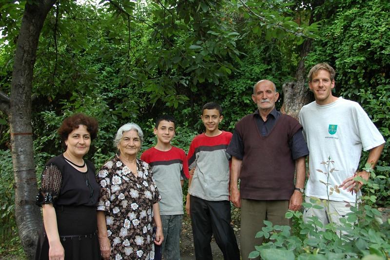 Friendly Families - Shaki, Azerbaijan
