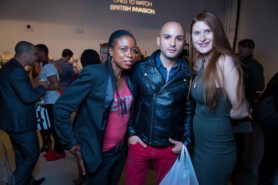 Lingerie Fashion Week SS15 Gala