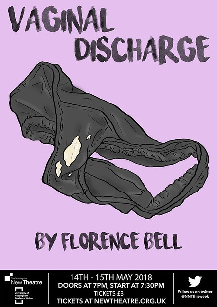 Vaginal Discharge poster