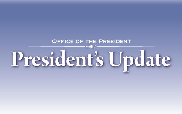 Superintendent/President's Update