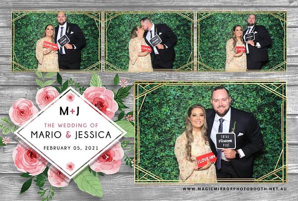 Jess & Mario's Wedding - Waterview Bicentennial Park
