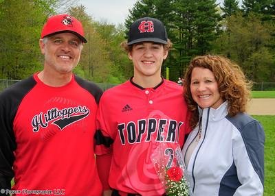 Baseball Senior Day