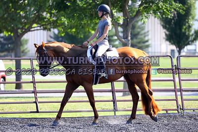 Sr Rider Equitation 8/16/20