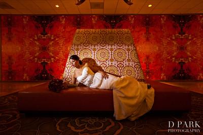 Hilton Costa Mesa Styled Shoot