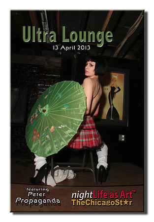 13 april 2013 Ultra Lounge