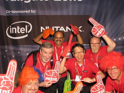 Lenovo Tailgate Zone Event 09.26.17