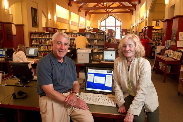 Tiburon Library Expansion