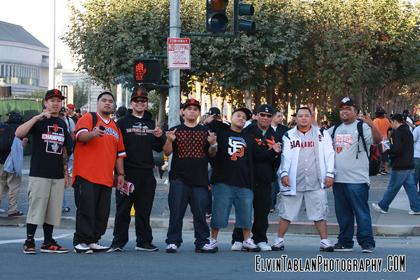 Giants World Series Parade