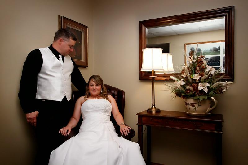 Missy Poffinbarger & Gary Hicks Wedding Reception Valparaiso Country Club - Valparaiso, Indiana