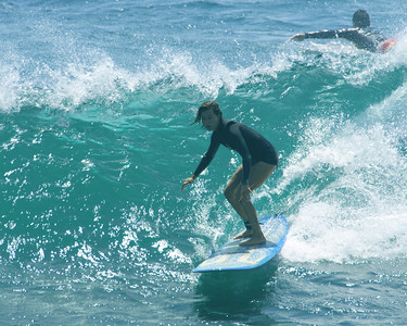 Surfer Lady 8691
