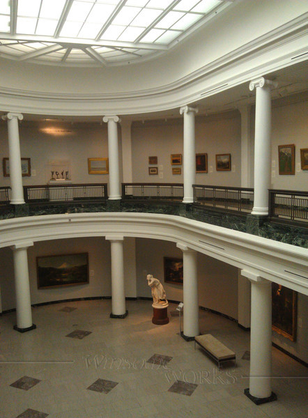 University of Michigan Museum of Art - Ann Arbor (mobile shots)