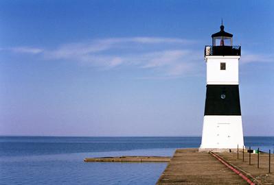 Presque Isle North Pierhead Light, Pennsylvania