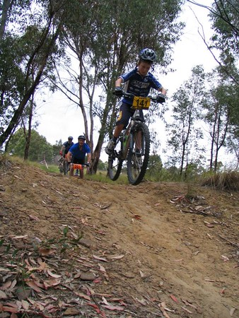 Manly Warringah MtBike Club Championship 2005 - Arcadia