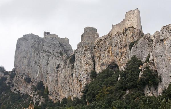 Château Peyrepertuse