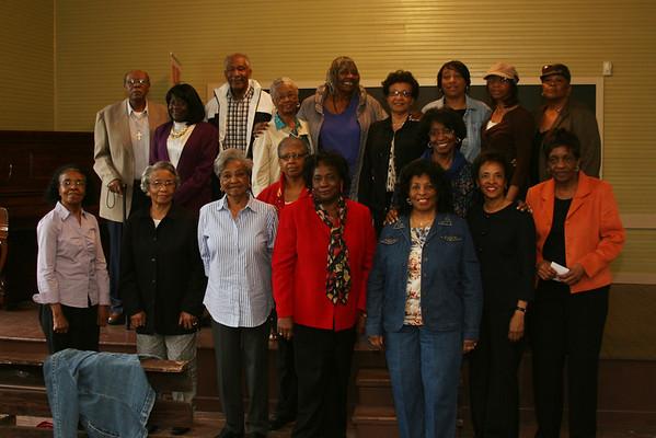 Shiloh-Rosenwald School Gathering (2014)