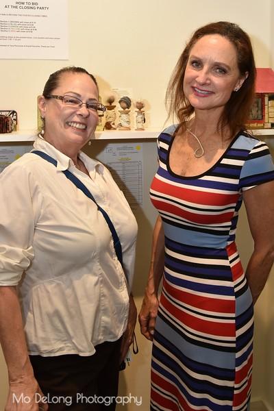 Diane Vetterlein and Marylee Bickford