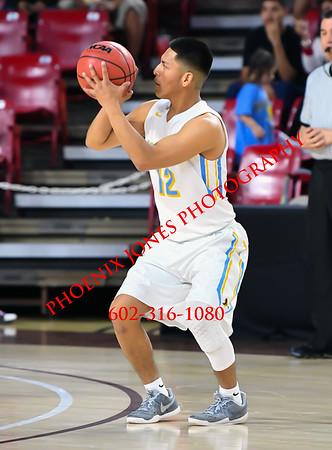 3-10-18 - Alchesay vs. Page - Native American Basketball Classic - Boys Basketball