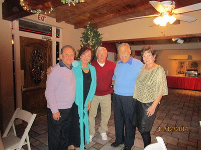2014 Christmas Party