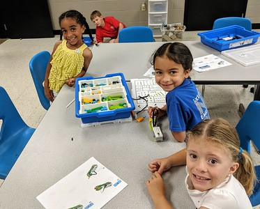 2019 Jr Robotics Camp