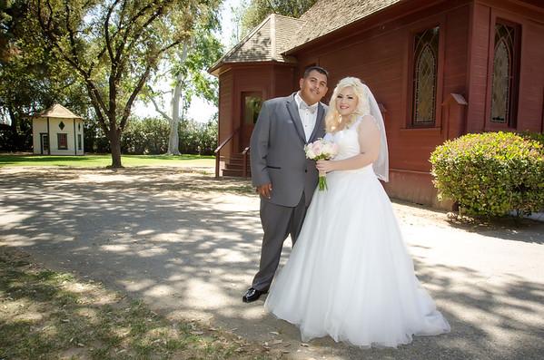 Delores & Luis wedding