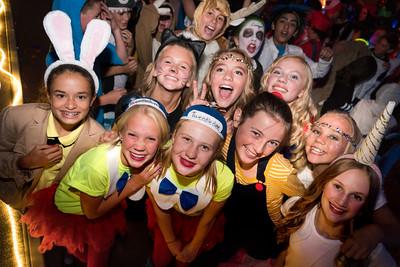 IMS Halloween Dance 2016