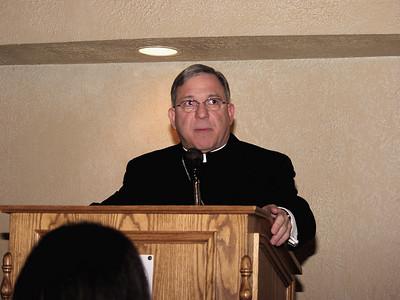 2010 Bishop's Seminarian Dinner