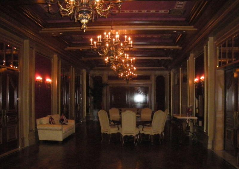 Grand Hall at The Grand Resort, Carmel Valley, Ca.