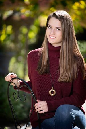 Senior Girl Portfolio