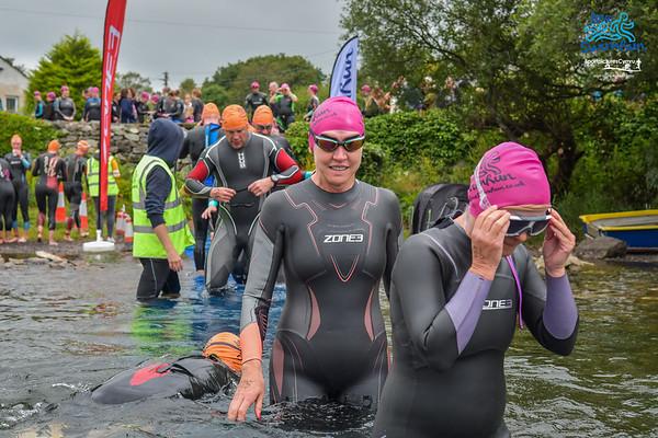 Big Welsh Swim - 3kM Start Pictures