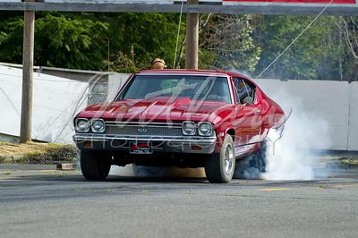 Coos Bay Speedway - NHRA Drag Racing - April 7, 2012