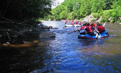 White Water on the Lehigh