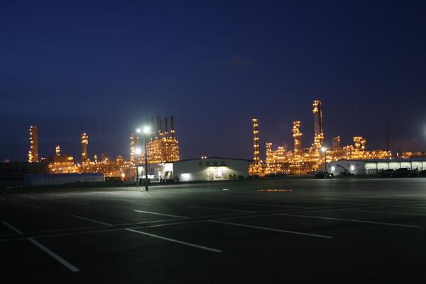 Lottie Chemical Plant