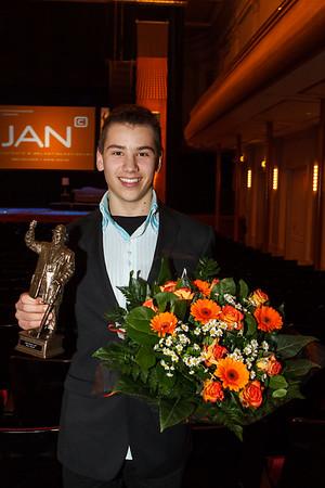 Rabbits Network bijeenkomst en JAN© Topsport Gala Kennemerland (19-12-2012)